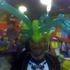 Brian's Balloon Hat