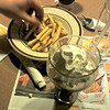 2/6: Fries and an Oreo Shake