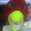Evil Rooster Puppet