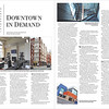 Cover story: Downtown in Demand