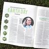 """Environmentalists' Earth Day Pledge"""