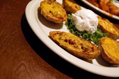 2/4: Potato Skins