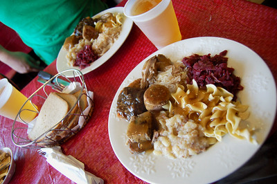 Lunchtime Sampler Plate