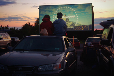 The Vintage Drive-In