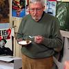 Bill, in the kitchen