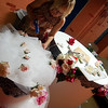 Decorating The Cake