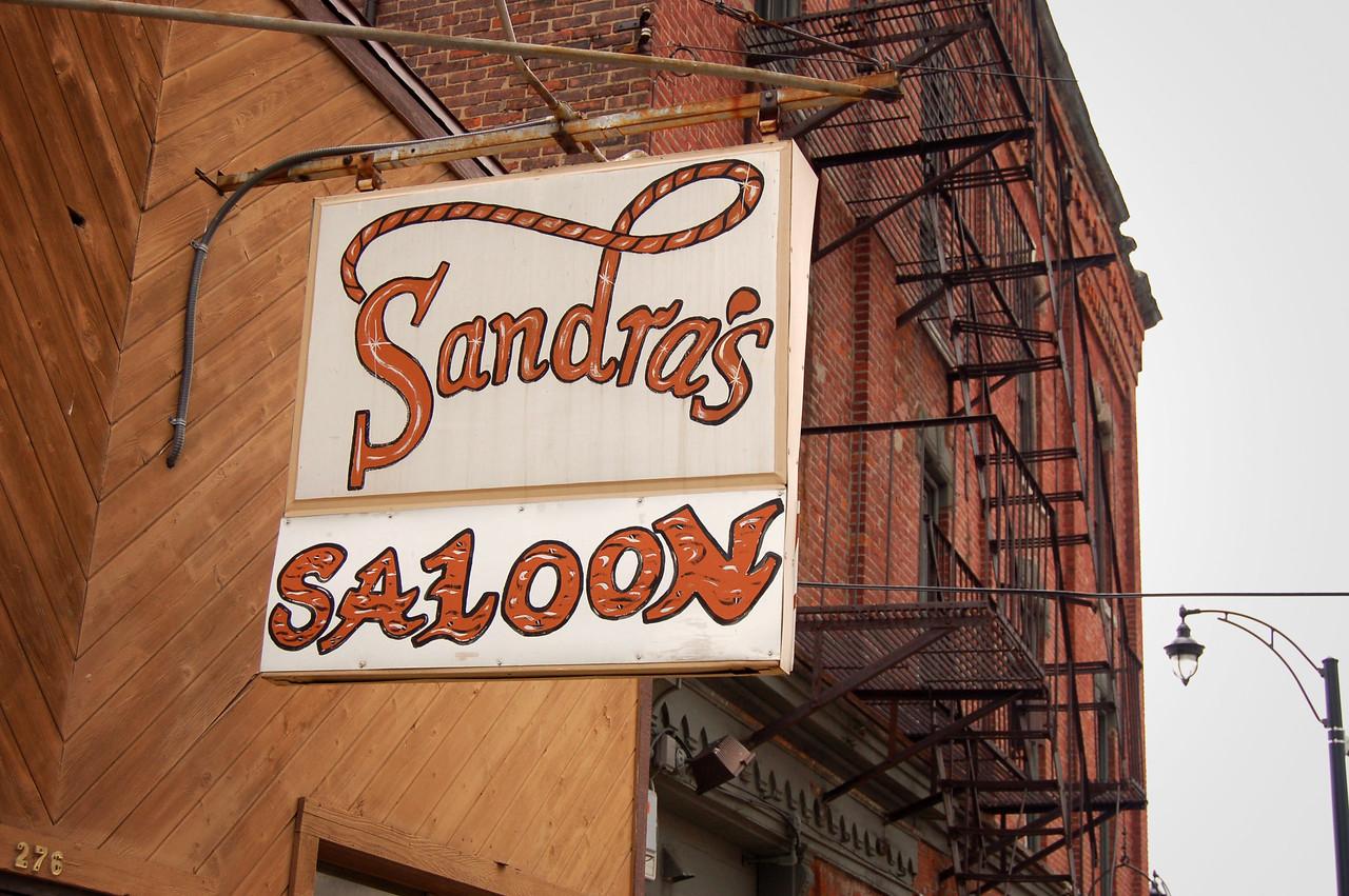 Sandra's Saloon