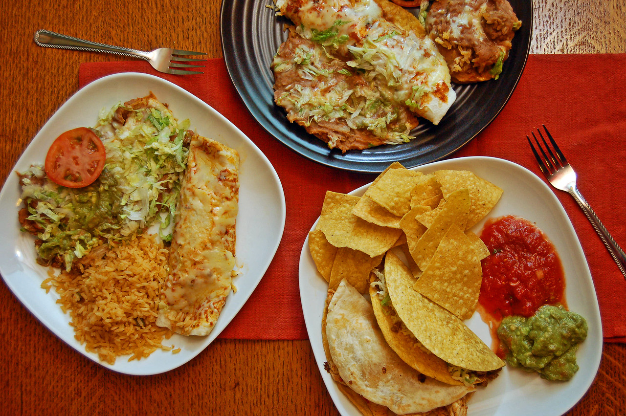 Monte Alban Mexican Cuisine