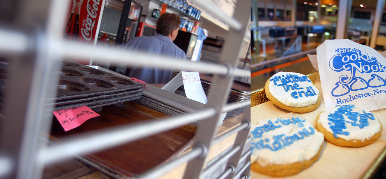 Brad's Cookie Nook