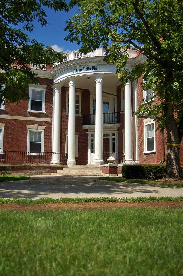 University of Rochester Greek Row