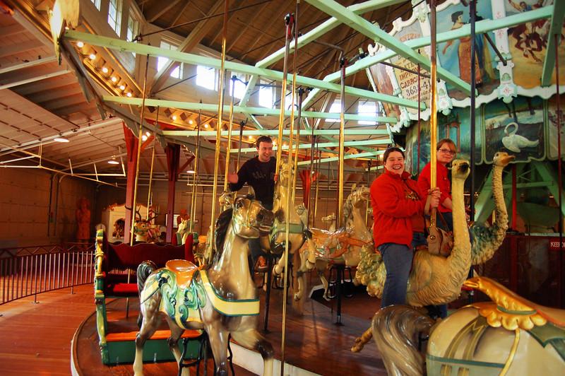 The Charlotte Carousel