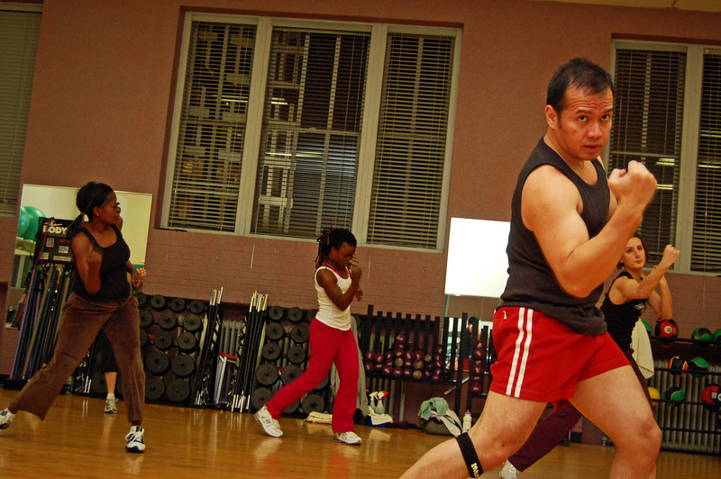 Downtown Fitness Club: TurboKick