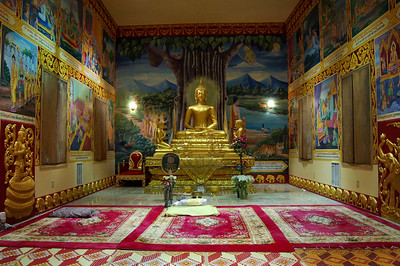 WAT LAO Temple - Inside