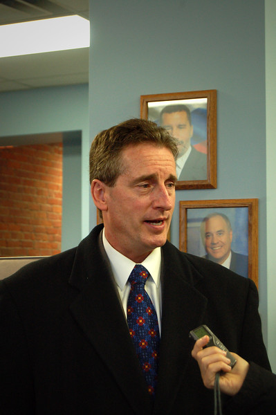 Mayor Bob Duffy