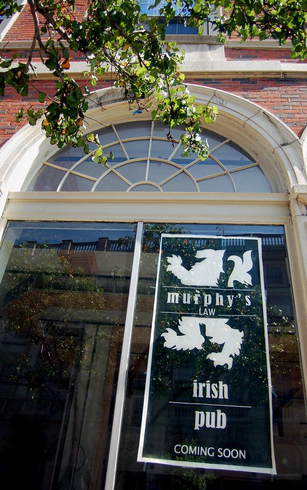 Murphy's Irish Pub - Coming Soon