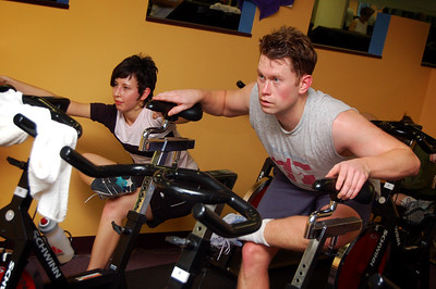 Downtown Fitness Club: Spinning