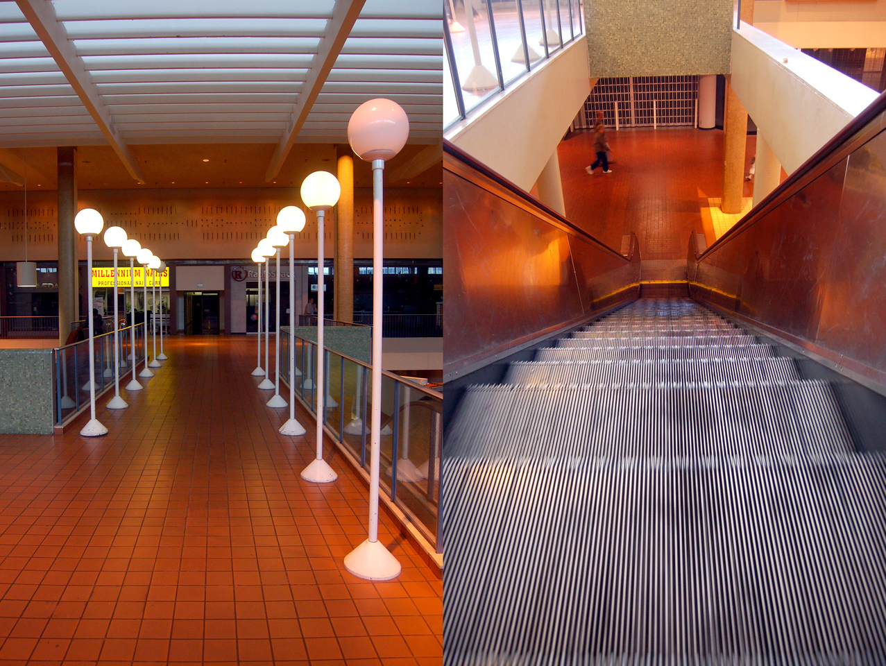Lights & Escalators