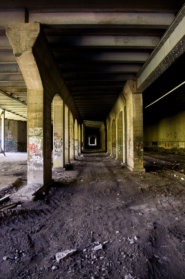 Rochester's Abandoned Subway