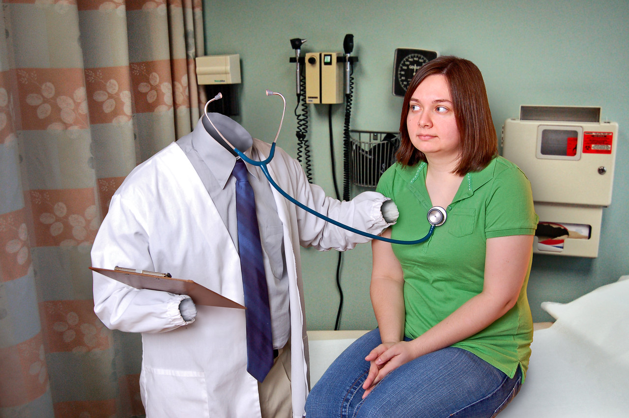 The Disappearing Primary-Care Doctor