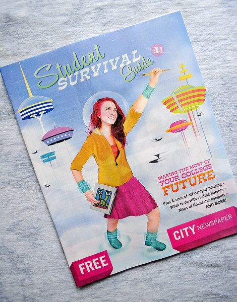 Student Survival Guide 2010