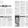 Cover Story: The Nuclear Option