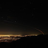 72 x 3.4s exposures of the InSight launch from Mt Wilson.  Stacked in Photoshop
