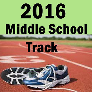 2016 Middle School Track
