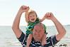 2011 July 3 - Balm Beach - Shane and Jackie beach shoot.<br /> Photo Credit: Darren Eagles