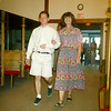 Doug and Elaine ... need practice walking!