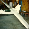 "I provided auto tows for this ""plank"" glider at Harris Hill, N.Y."