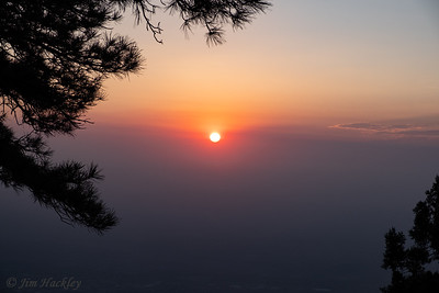 Mingus Mountain Sunrise