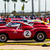 2016 12 Automotive - Ferrari Mondiali Daytona 21 - Classic Display