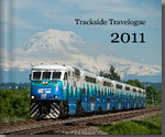 """Join photographer Steve Barry as he shares his favorite photos taken all across North America during 2011. Through 237 large full-color photos, see the best of steam, diesel and light rail action from Florida to Vancouver Island. Includes Colorado narrow gauge steam, Amtrak anniversary units, Train Festival 2011 and more. <a href=""""http://www.blurb.com/ebooks/reader.html?e=342705#/front"""">Check out a 72-page preview and order here!</a>"""