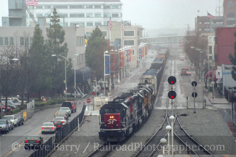 Union Pacific; Oakland CA; 3/1999
