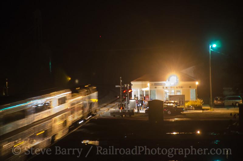 Photo 2479<br /> Amtrak; La Plata, Missouri<br /> October 23, 2012