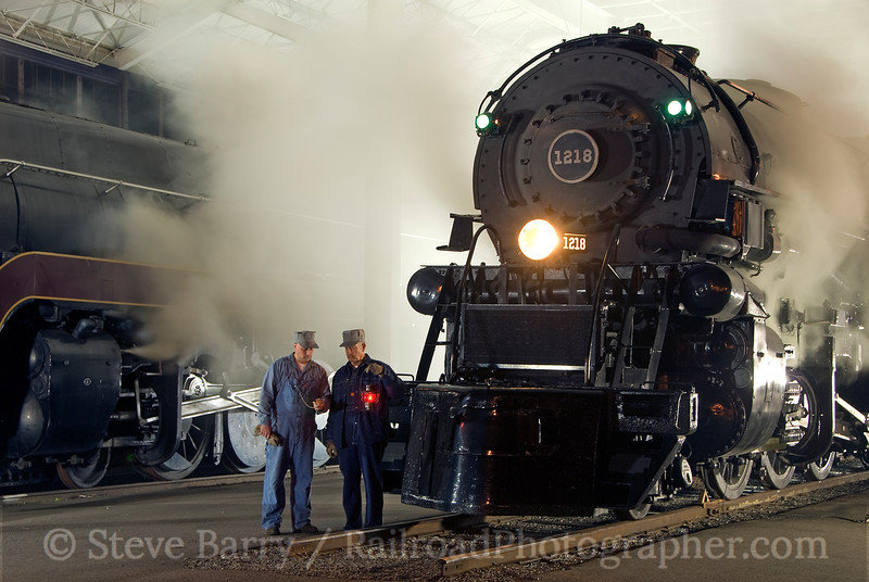 Photo 1743<br /> Virginia Museum of Transportation<br /> Roanoke, Virginia<br /> November 14, 2009