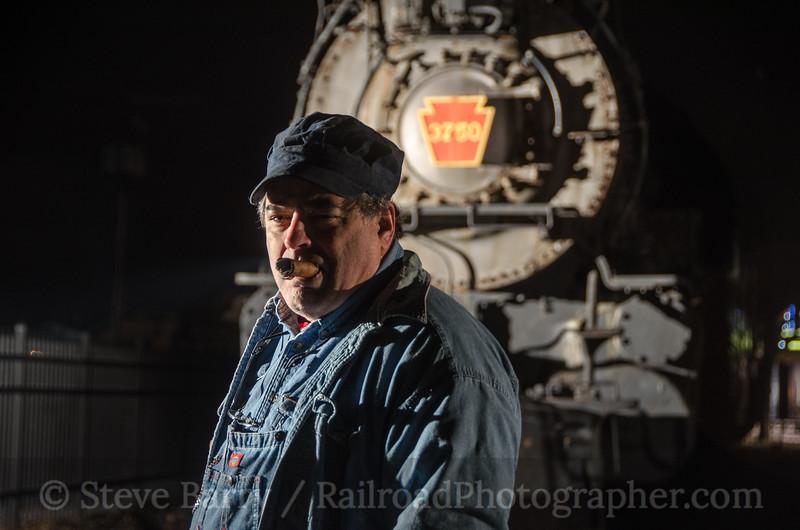 Photo 2592<br /> Railroad Museum of Pennsylvania; Strasburg, Pennsylvania<br /> February 18, 2013