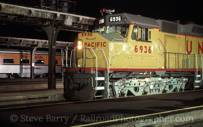 Photo 1408<br /> Union Pacific; Union Station, Denver, Colorado