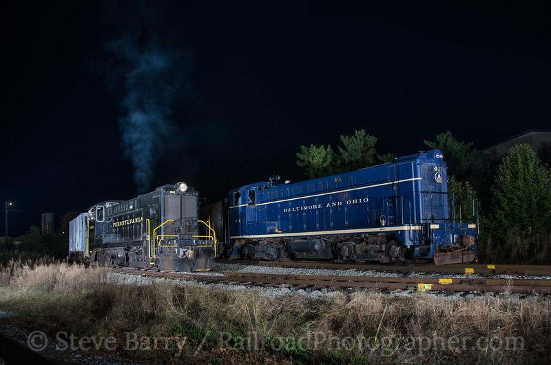 Photo 2487<br /> SMS Rail Services; Bridgeport, New Jersey<br /> November 1, 2012