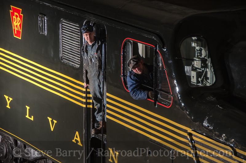 Photo 2593<br /> Railroad Museum of Pennsylvania; Strasburg, Pennsylvania<br /> February 18, 2013
