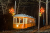 Photo 2511<br /> Rockhill Trolley Museum; Rockhill Furnace, Pennsylvania<br /> December 1, 2012