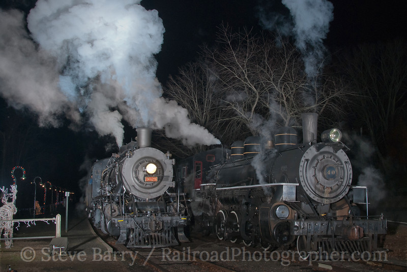 Photo 2290<br /> Valley Railroad; Deep River, Connecticut<br /> December 3, 2011
