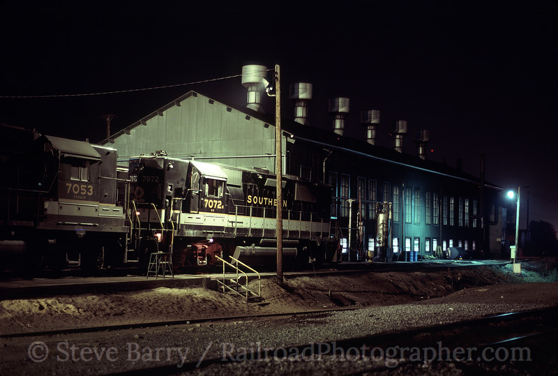 Photo 1673<br /> Southern Railway; Ludlow, Kentucky
