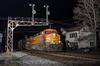 Photo 2649<br /> BNSF Railway (on CSX); Glendale, Ohio<br /> April 6, 2013