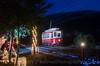Photo 2513<br /> Rockhill Trolley Museum; Rockhill Furnace, Pennsylvania<br /> December 1. 2012