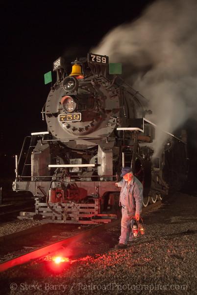 Photo 2069<br /> Steamtown National Historic Site; Scranton, Pennsylvania<br /> April 30, 2011