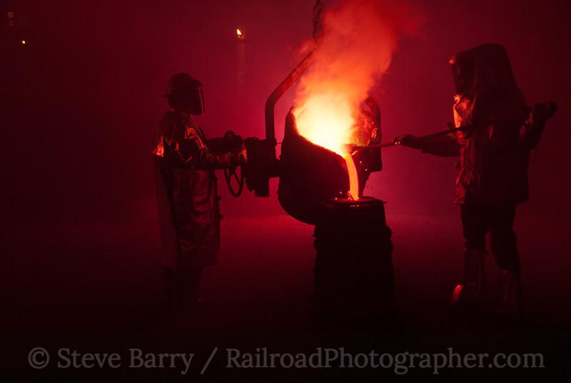 Photo 2281<br /> National Museum of Industrial History; Bethlehem Steel, Bethlehem, Pennsylvania<br /> November 26, 2011