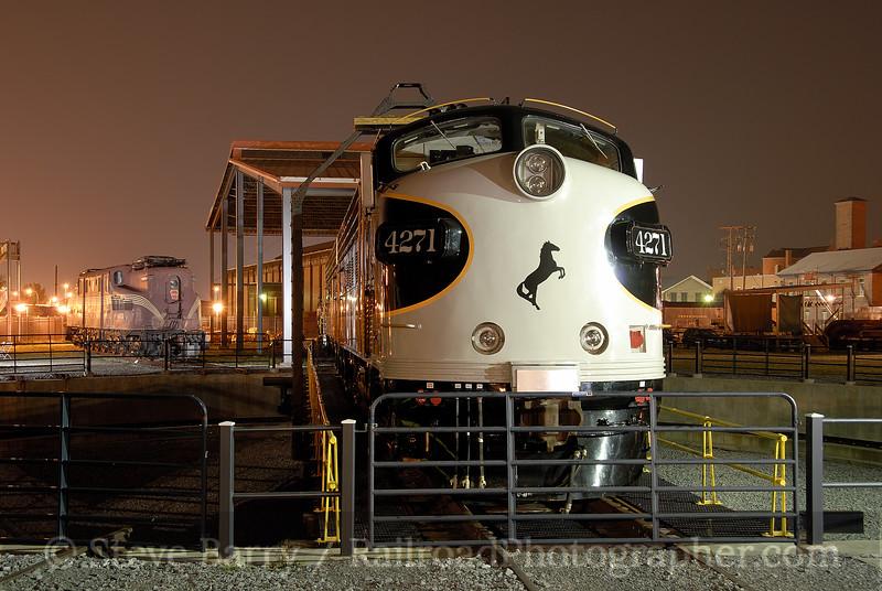 Photo 1353<br /> Railroaders Memorial Museum; Altoona, Pennsylvania<br /> July 12, 2008