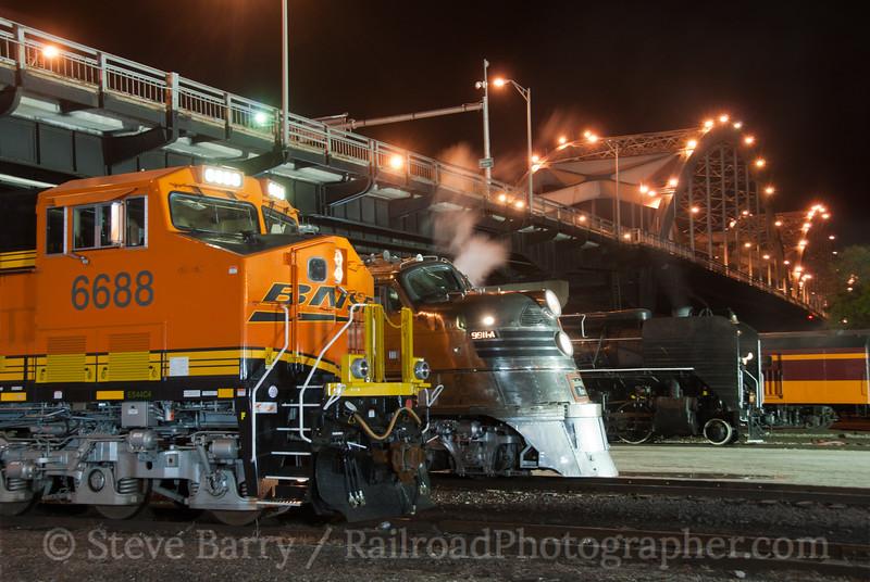 Photo 2165<br /> Train Festival 2011; Rock Island, Illinois<br /> July 23, 2011
