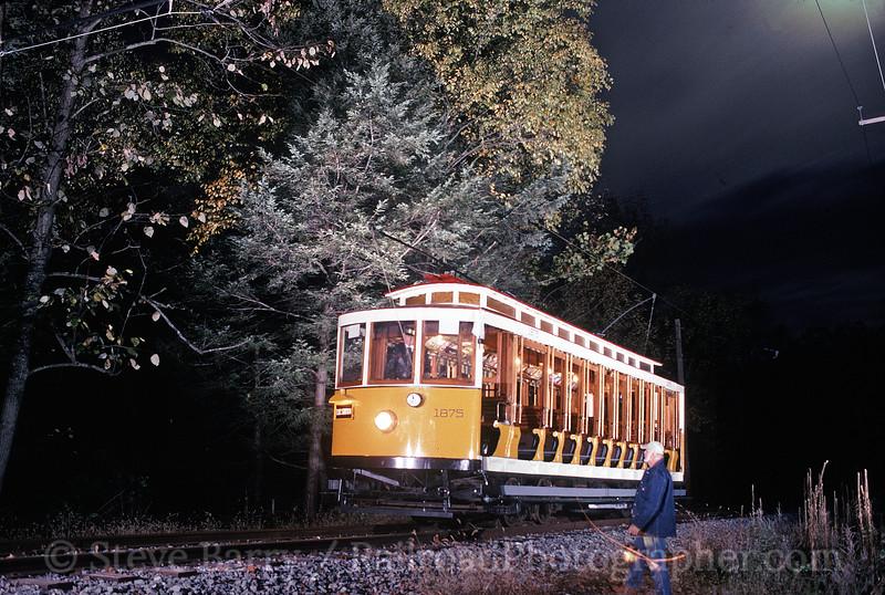 Photo 1655<br /> Rockhill Trolley Museum; Rockhill Furnace, Pennsylvania
